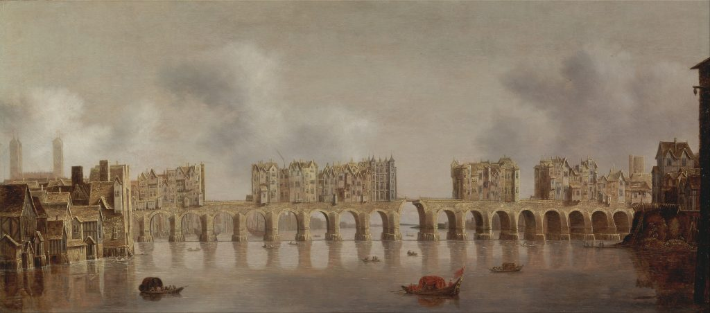 image of historic London Bridge